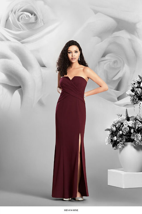 ICMB1414 Size 8 in Wine