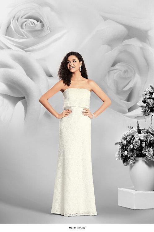 ICMB1411 Size 8 in Ivory