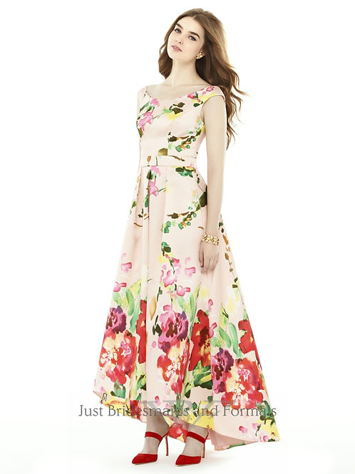 DASD722FP US Size 10 in Blush Bouquet
