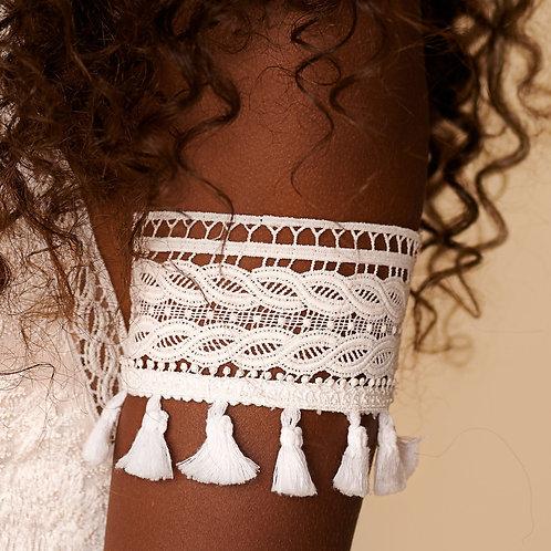 Poppy Boho Armband