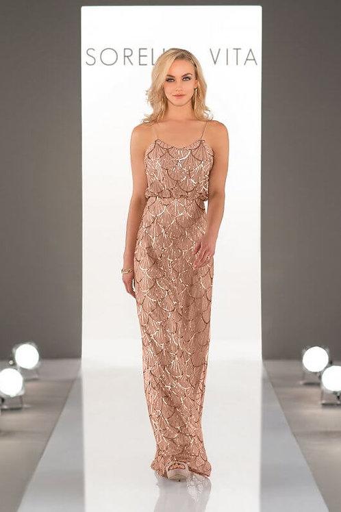 ESV9018 Size 12 in Rose Gold