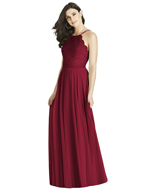 D3017 US Size 12 in Burgundy