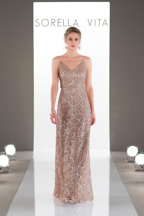 ESV9086 Size 9 in Rose Gold