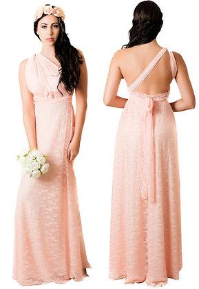 Lace Multiway - Sweet Blush