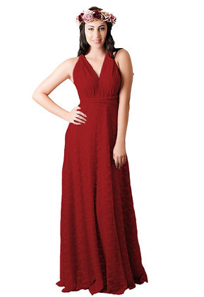 Lace Multiway - Red Wine