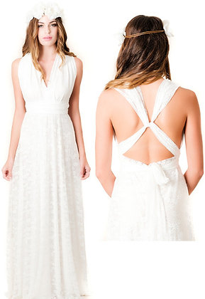 Lace Multiway - Ivory