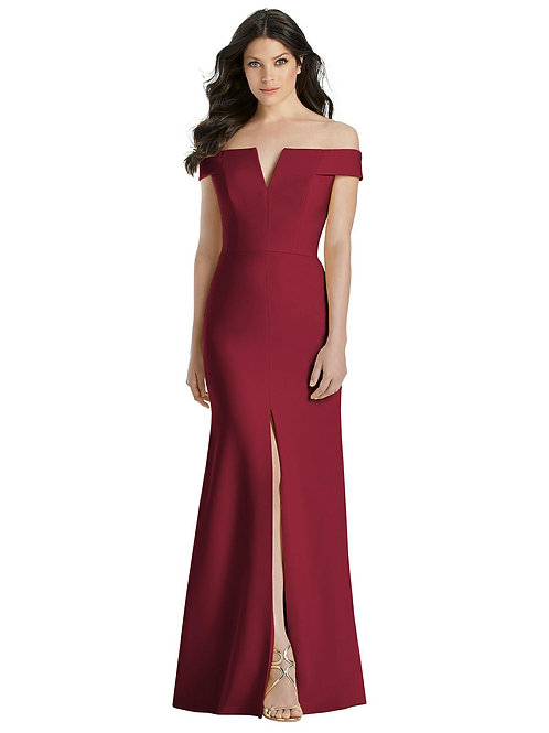D3038 US Size 14 in Claret