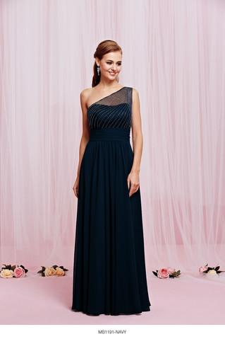 Marnie One shoulder dress now instore