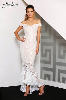 Willow  - J8071 - Ivory/Nude (immediate delivery)