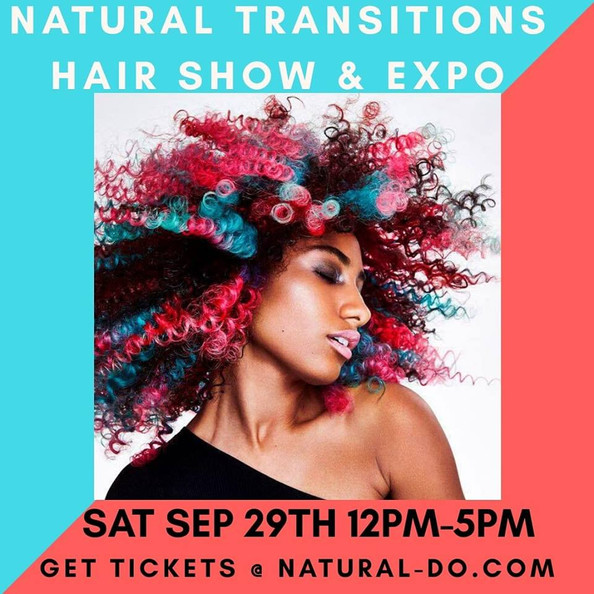 Natural Do PRESENTS: Natural Transitions Hair Show and Expo  Waterfront Hotel, Downtown Stockton Get your tickets today! https://naturaldo.ticketspice.com/natural-do-presents-natural-transitions-hair-show-expo