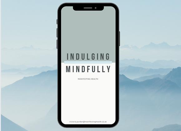 Indulging mindfully workbook