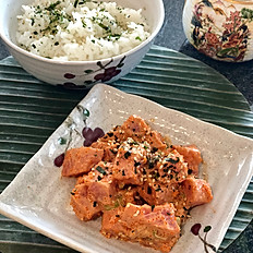 Spicy Ahi