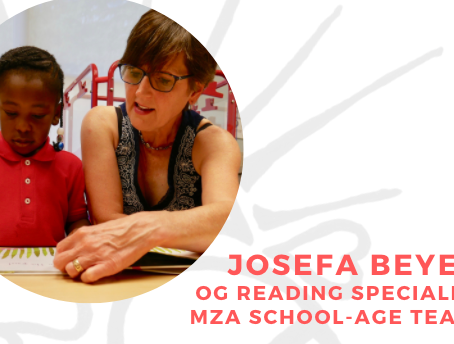 From Our Team: Josefa Beyer