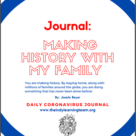 Journal: Making History with My Family.
