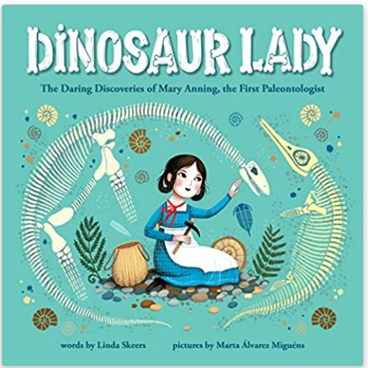 Dinosaur Lady