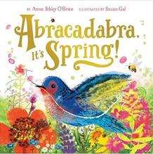 Abracadabra It's Spring