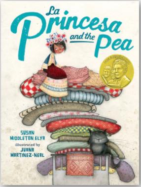 La Pincesa and the Pea