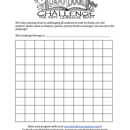 100 Book Challenge!