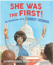 She Was The First!