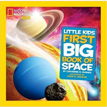 Little Kids Big Book of Space