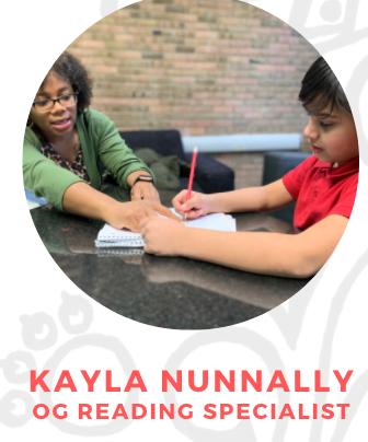 From Our Team: Kayla Nunnally