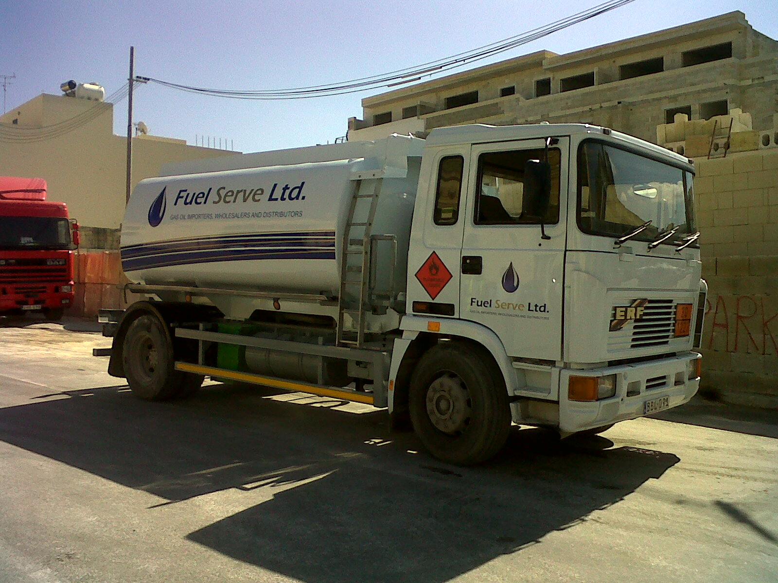 Fuel Serve Ltd.