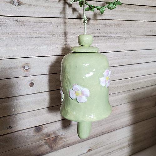 handmade ceramic bell