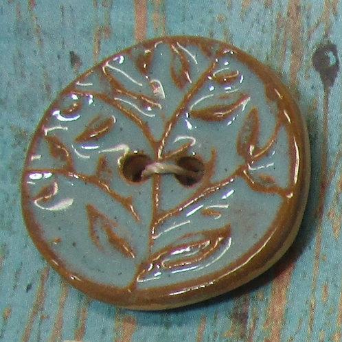 little leaf buttons - set of 6