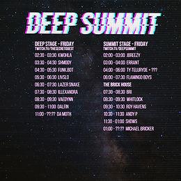 Deep Summit