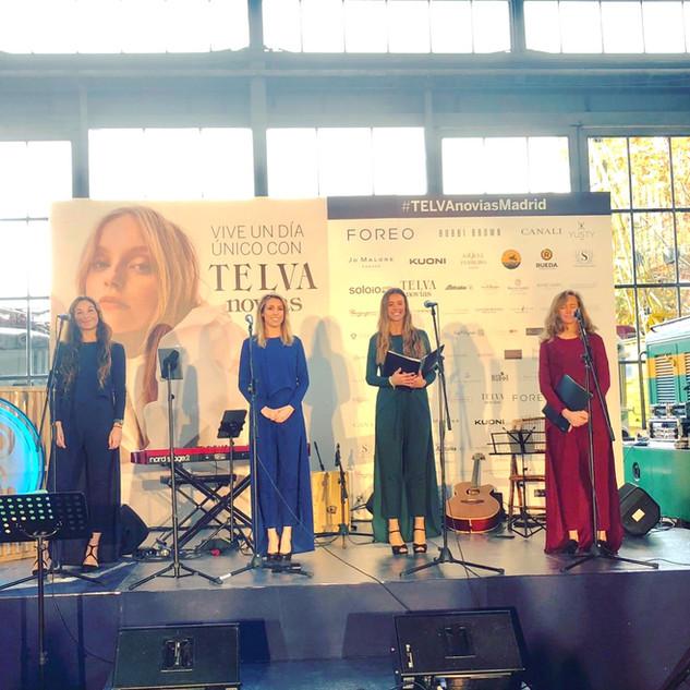 LARALAND MUSIC - TELVA NOVIAS