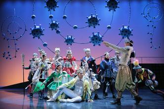 [中]舞劇《西遊記》:交織歡樂與莊重的取經之路