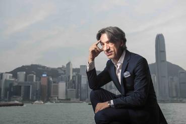 [中][ENG] 專訪香港芭蕾舞團藝術總監衛承天 Interviewing Septime Webre, Artistic Director of Hong Kong Ballet