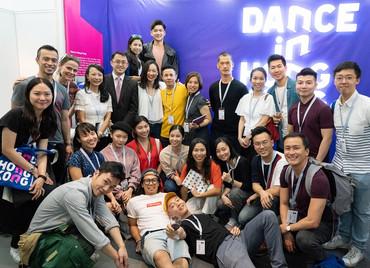 [中][ENG] 杜塞爾多夫國際舞蹈博覽會(Tanzmesse)Tanzmesse 2018 - Dance in Hong Kong