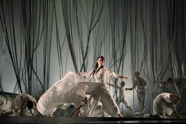 [中]女性題材 創新演繹—觀香港舞蹈團大型舞劇《白蛇》