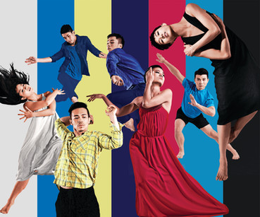[中]香港藝術節2017預覽 - 七位新晉編舞,七段當代短篇