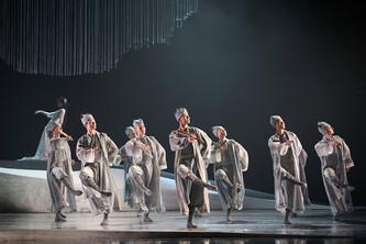 [中]香港舞蹈團《白蛇》—經典傳奇新編  舞出淒美人妖戀