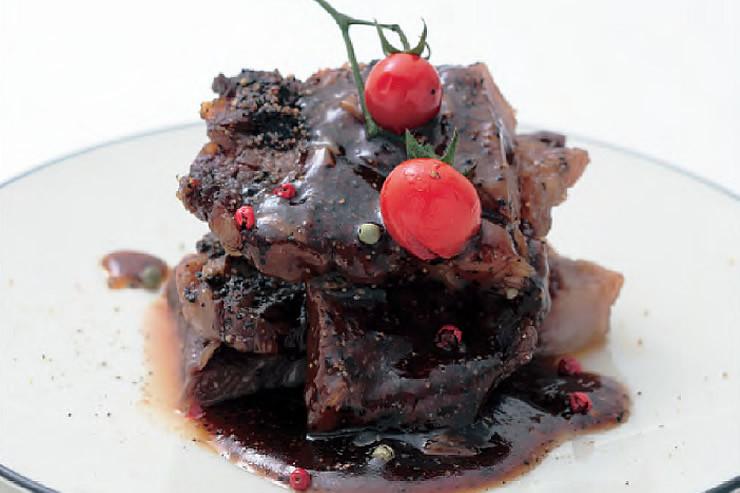 牛肉の照り焼き -Teriyaki Beef