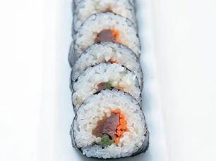 牛肉とかんぴょうののりまき寿司
