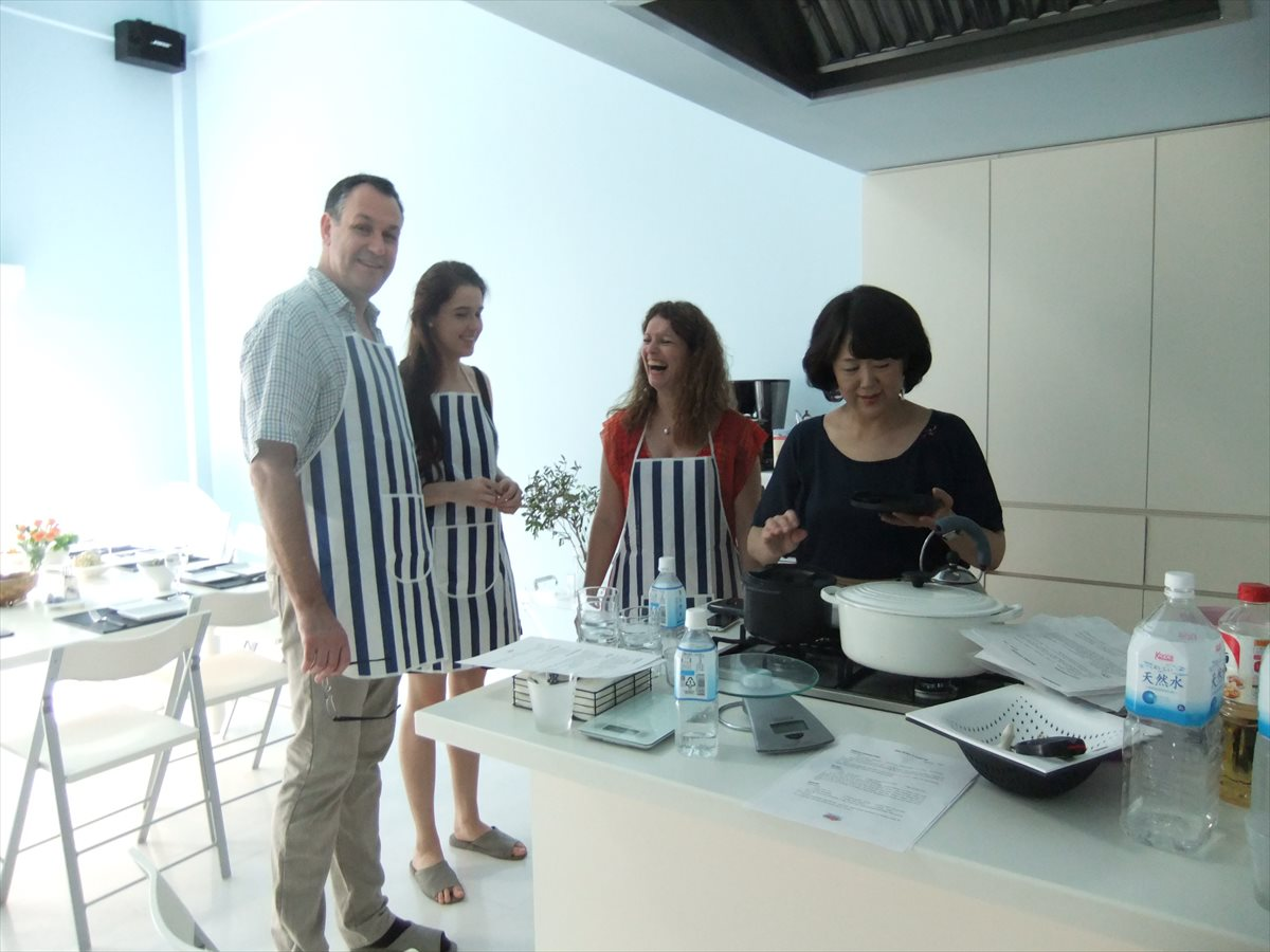Private Cooking Lessons for Foreigners