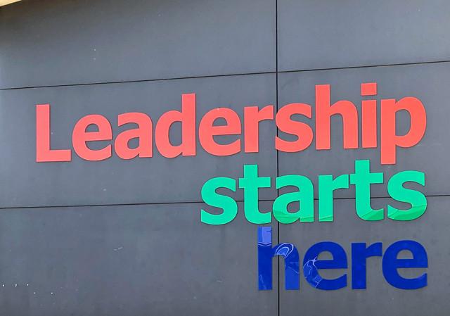 世界を牽引するリーダーを育てることを目標としています