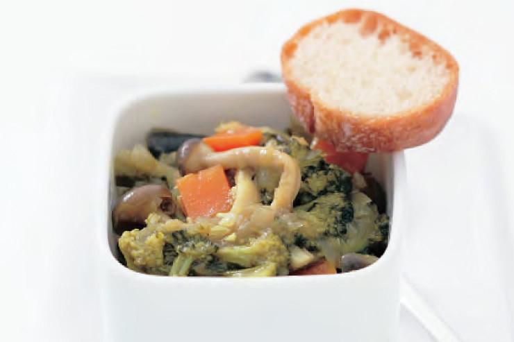 野菜たっぷりのカレー -Vegetable Curry