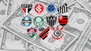 Mercado financeiro do futebol: como os clubes ganham dinheiro