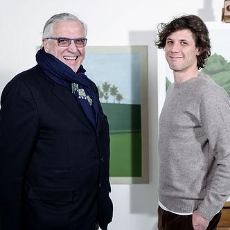 Guido Galimberti incontra Mauro Baio