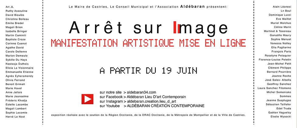 Arrêt sur Image - exposition collective