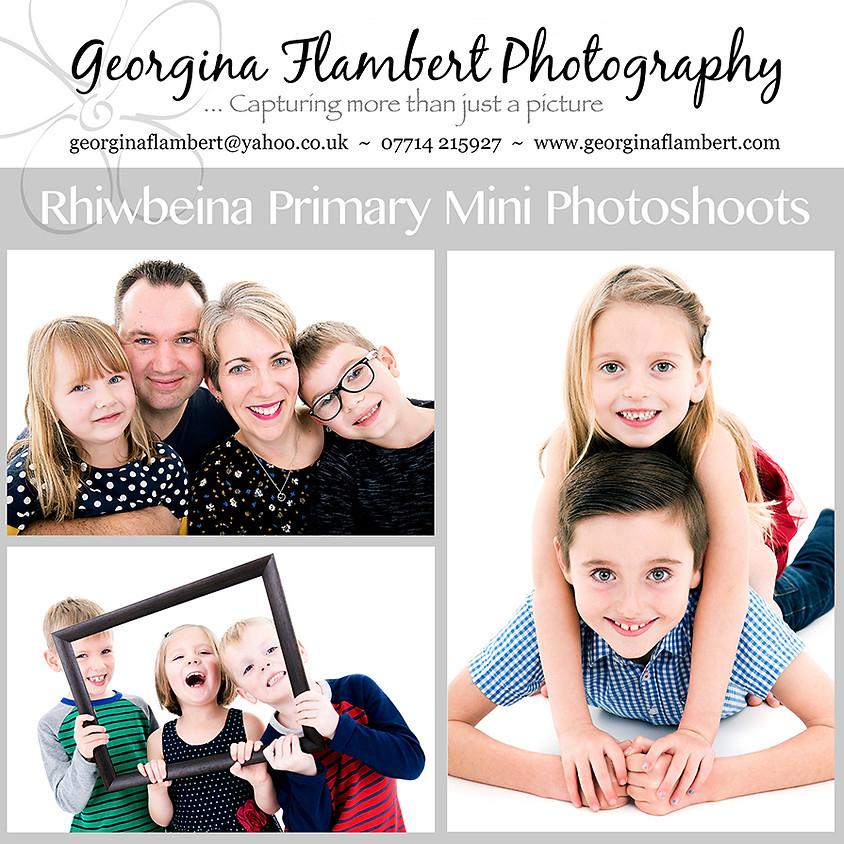 Rhiwbeina Primary Mini Photoshoots 2020