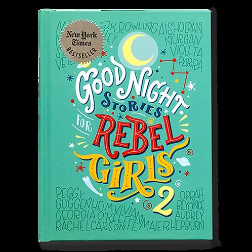 Good Night Stories for Rebel Girls - Volume 2