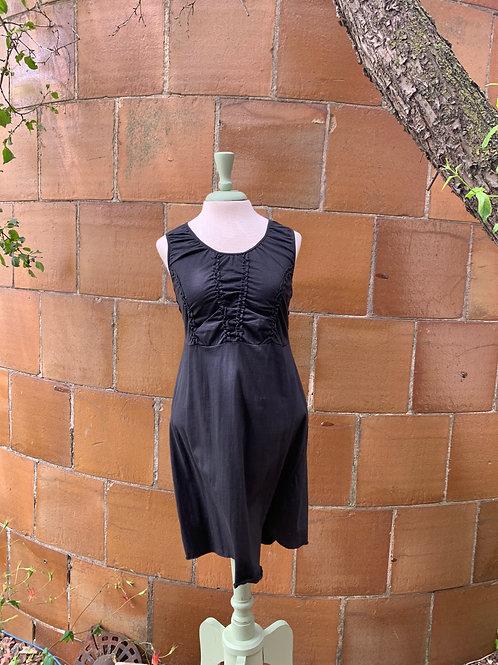 Avatar Mini Dress in Black