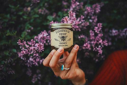 Farmhouse Hemp Honey