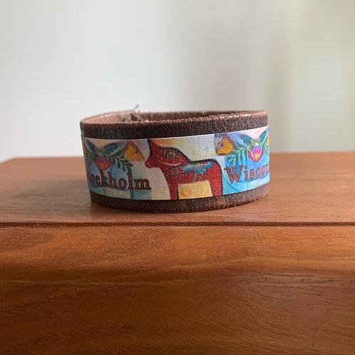 Custom Made Stockholm Bracelet - Narrow Band