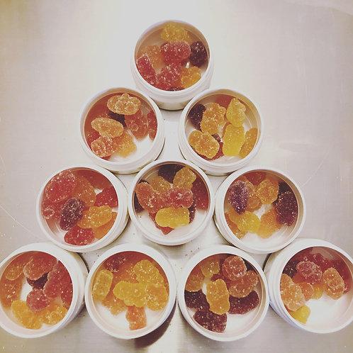 Vegan Gummies- 25mg CBD